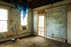 What is over renovating?
